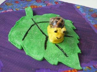 Escargots en pâte à modeler Escarg12