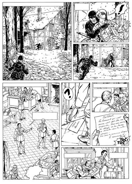 Régric : les autres bandes dessinées - Page 2 Comman10