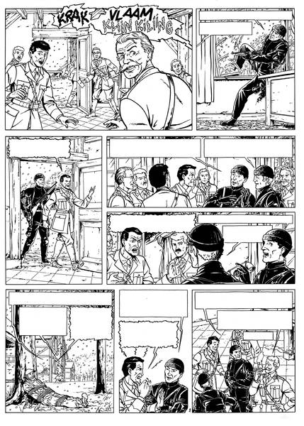 Régric : les autres bandes dessinées - Page 2 Comman11
