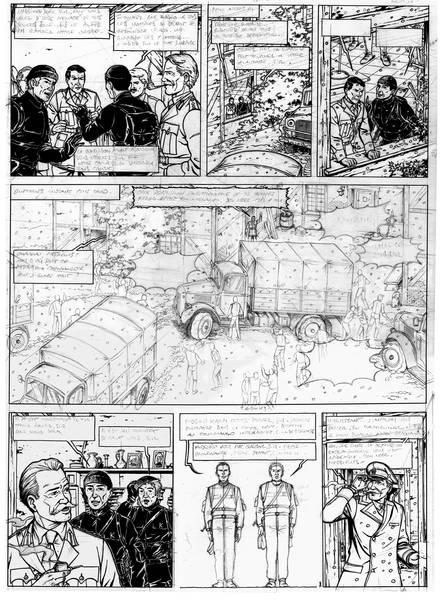 Régric : les autres bandes dessinées - Page 2 Comman12