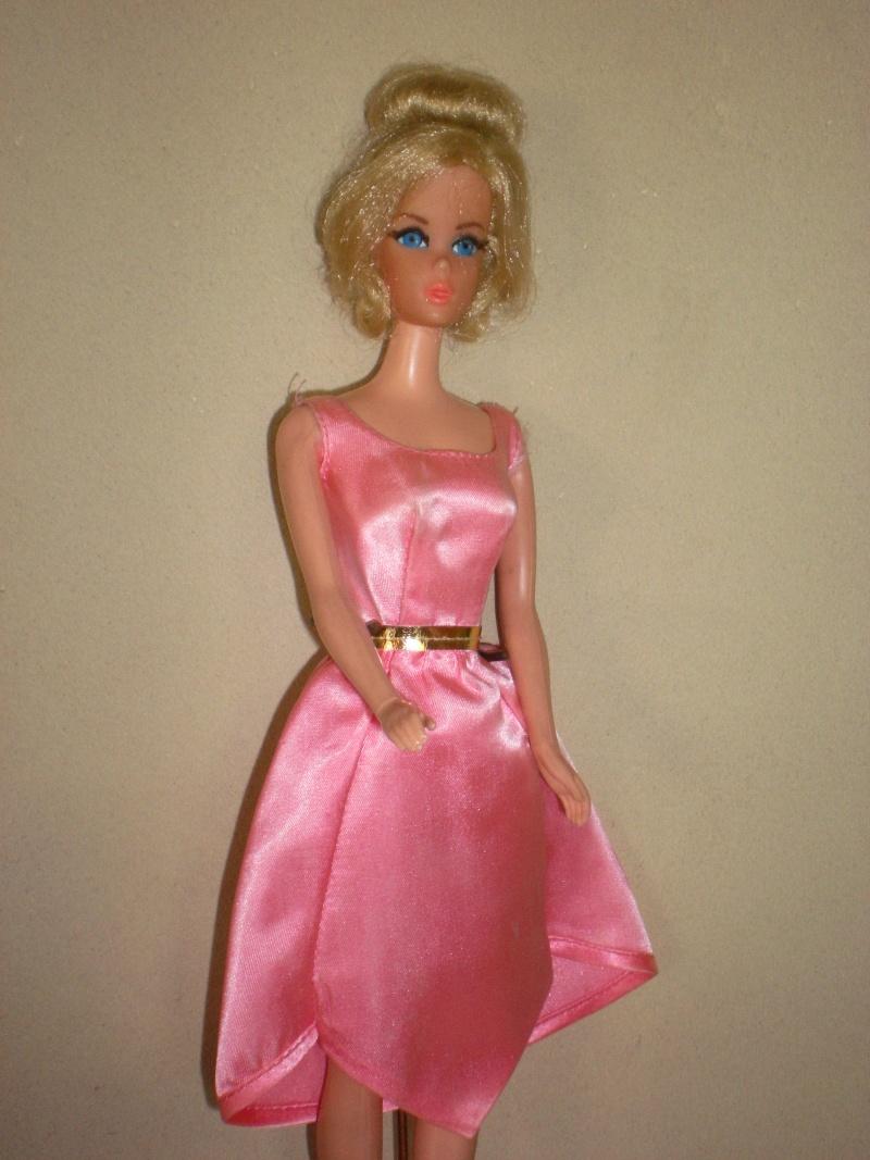 barbie growin'pretty hair 1971 -72 Sany6513