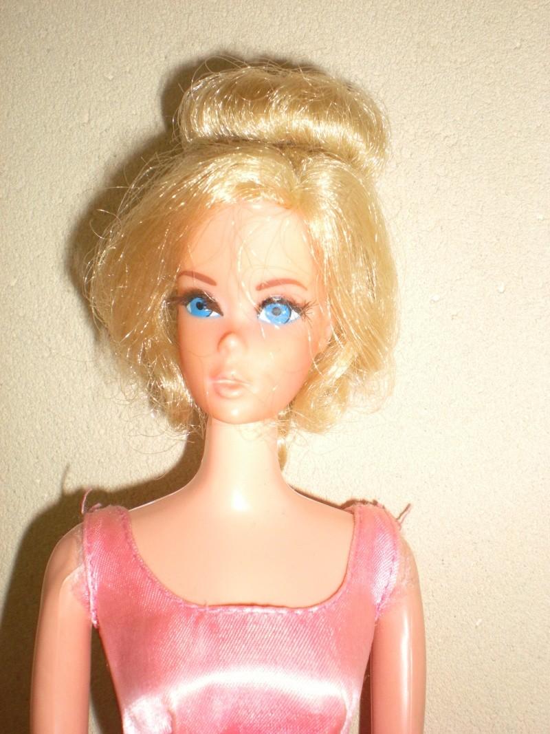 barbie growin'pretty hair 1971 -72 Sany6625