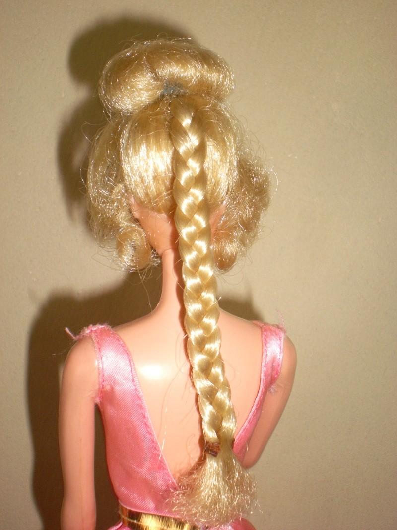 barbie growin'pretty hair 1971 -72 Sany6626