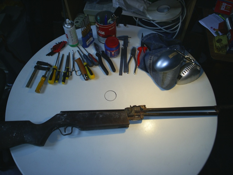 Carabine non identifée (LG14) S4010017