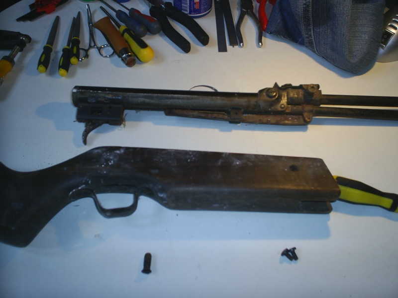 Carabine non identifée (LG14) S4010018
