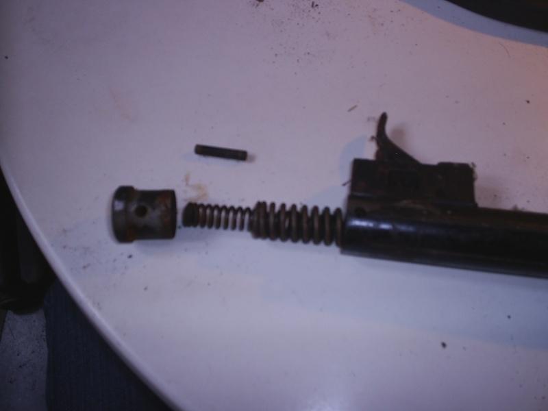Carabine non identifée (LG14) S4010020
