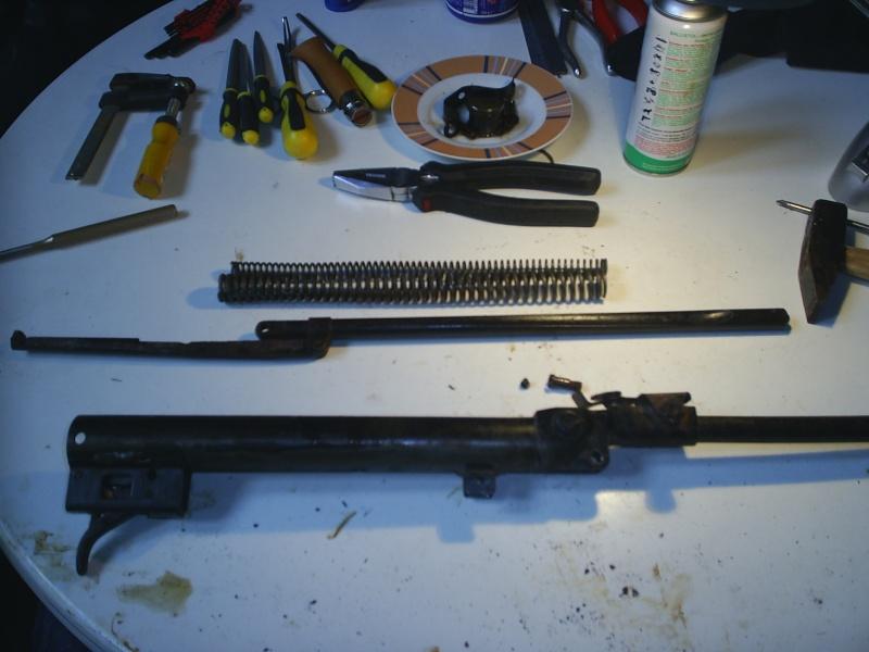 Carabine non identifée (LG14) S4010113