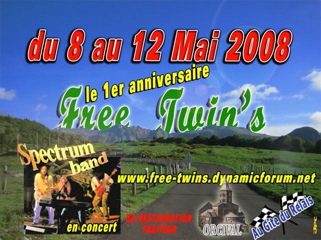 Free Twin's