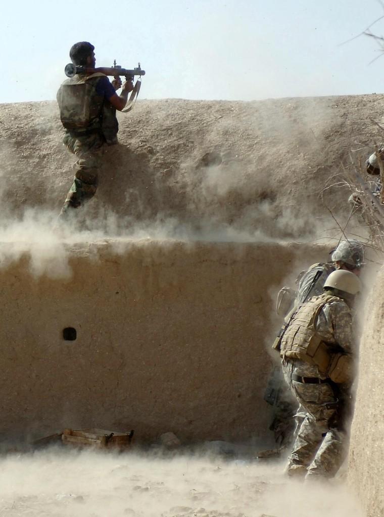 Armée Afghane/Afghan National Army(ANA) 1010
