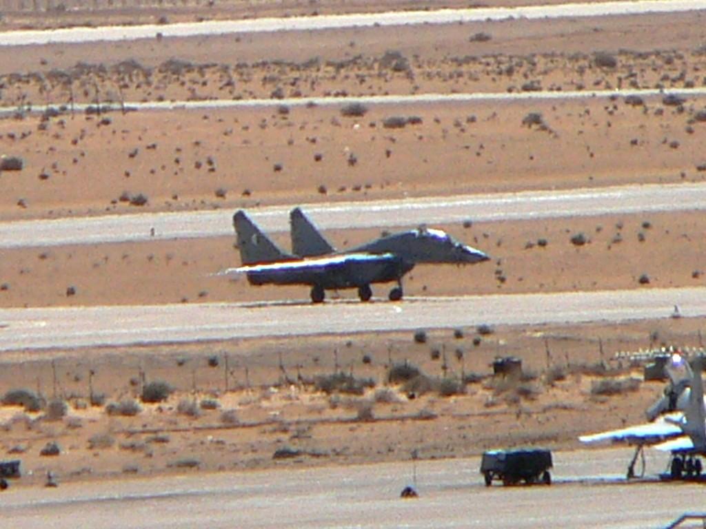 الطائرة المقاتلة الاعتراضية ميغ-29 فالكرم MIG-29 Fulcrum 10611