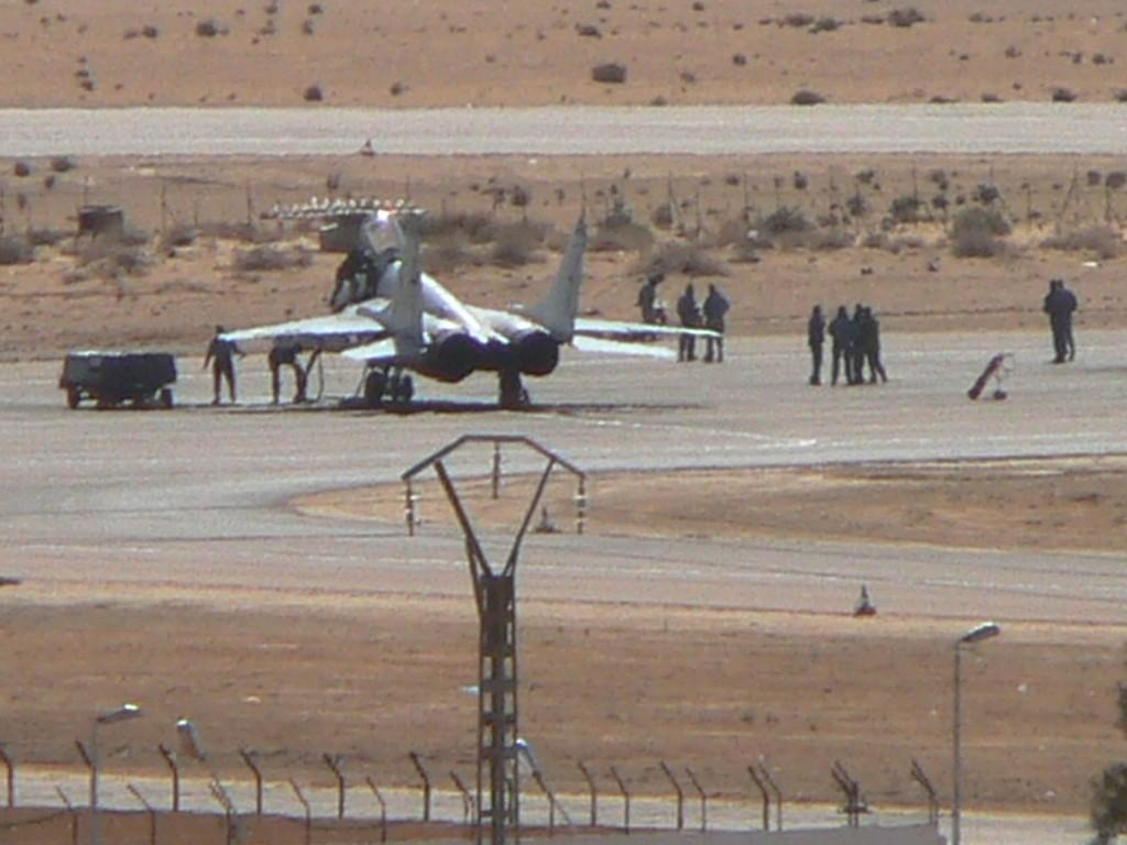 الطائرة المقاتلة الاعتراضية ميغ-29 فالكرم MIG-29 Fulcrum 10710