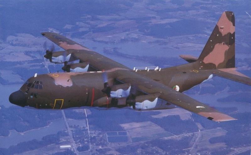 طائرة النقل سى-130 هرقل  CC-130 Hercules 143