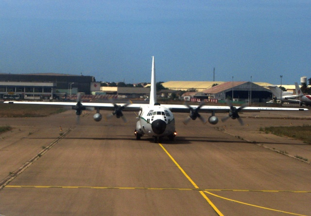 طائرة النقل سى-130 هرقل  CC-130 Hercules 2611