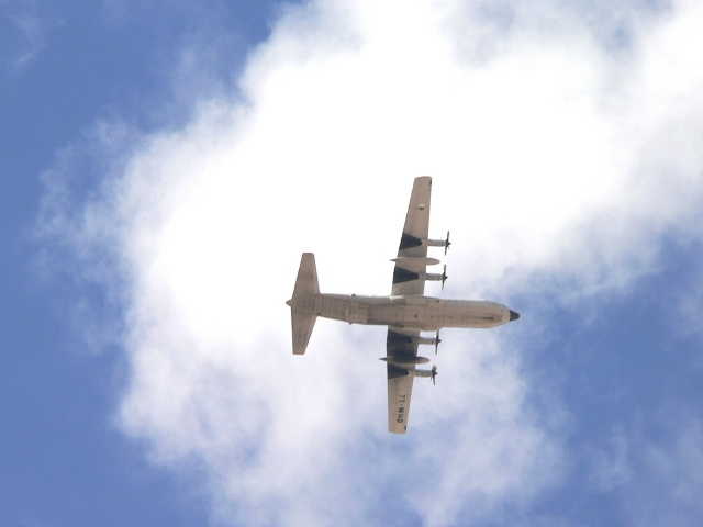 طائرة النقل سى-130 هرقل  CC-130 Hercules 7110