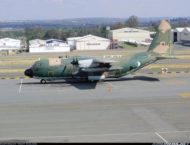طائرة النقل سى-130 هرقل  CC-130 Hercules C-130h10