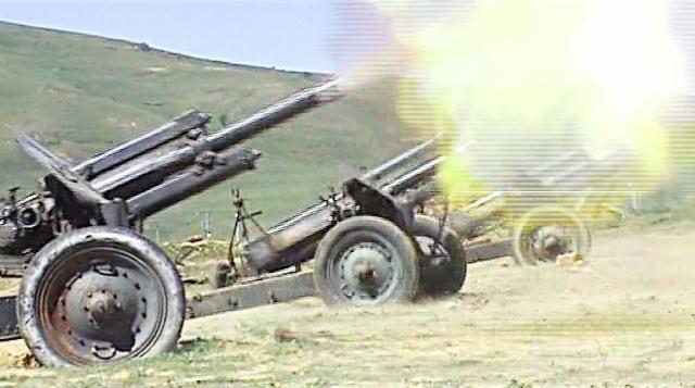 القوات البرية الجزائرية  M-30_110