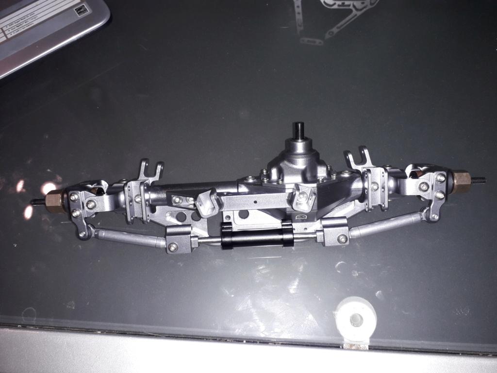 [Capo Jeep JK MAX CD15827]  montage de mon kit - Capo Racing France 20190555