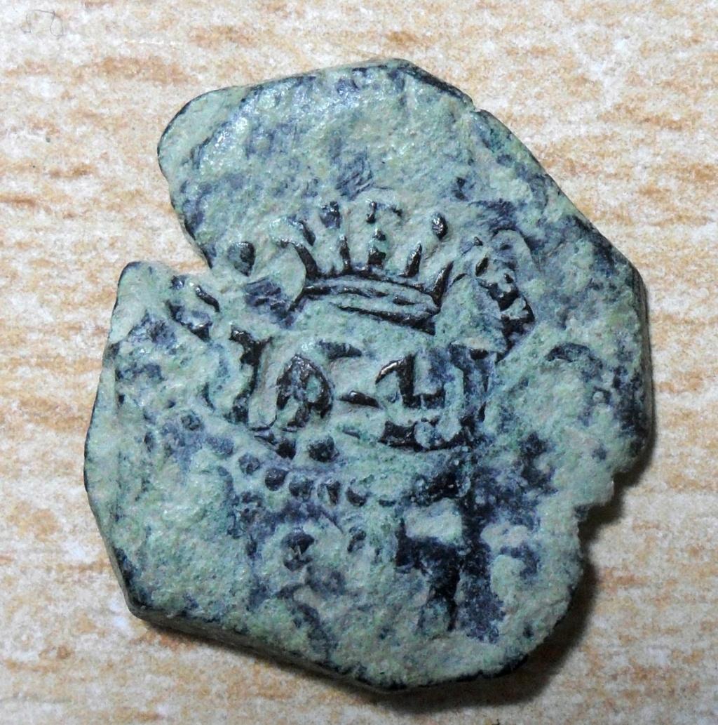 8 Maravedíes de Felipe III/IV resellados. Sam_0813