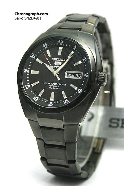 """En quête de conseils, bracelet """"acier"""" noir Snzd4910"""