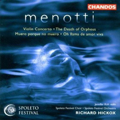 Gian Carlo Menotti (1911-2007) 51slrr10
