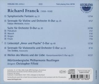 Richard Franck (1858-1938) Back30