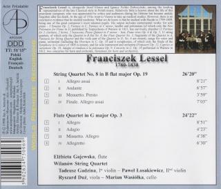 Franciszek  Lessel (1780-1838) Back44