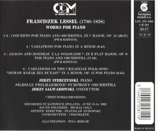 Franciszek  Lessel (1780-1838) Back45