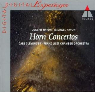 Concertos pour cor Cover11