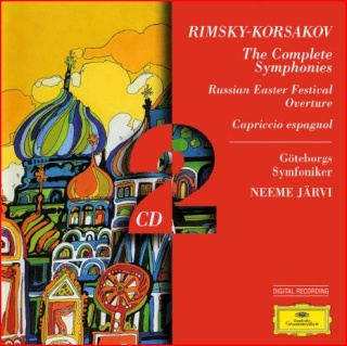 rimsky korsakov - Rimski-Korsakov (1844-1908) Cover42
