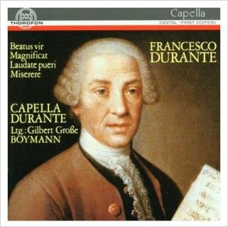 durante - Francesco DURANTE (1684-1755) Durant10