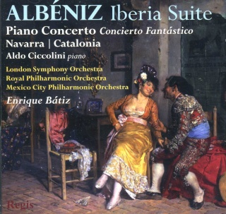 Isaac Albéniz (1860-1909) Folder22