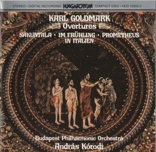 Karl Goldmark (1830-1915) Front105