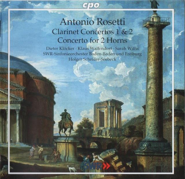 Antonio Rosetti (Franz Anton Rösler) 1750-1792 - Page 2 Front137