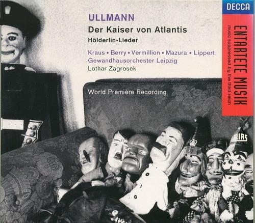 Viktor Ullmann : Der Kaiser von Atlantis (1943) Front26