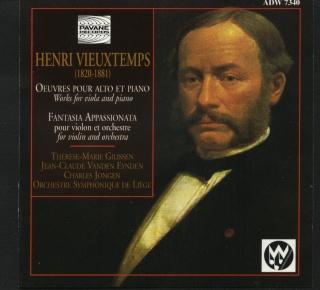 Henri Vieuxtemps (1820-1881) Front37