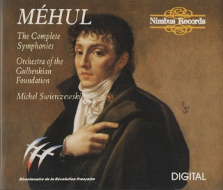 Étienne Nicolas Méhul (1763-1817) Front72