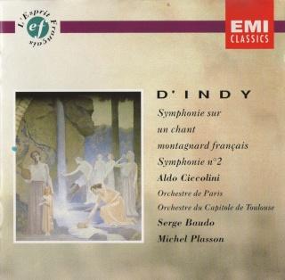 d Indy - Vincent d' Indy (1851-1931) Front93