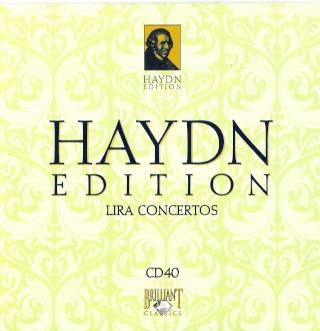 Concertos pour vielle organisée HobVIIh, version pour vents Haydn-10
