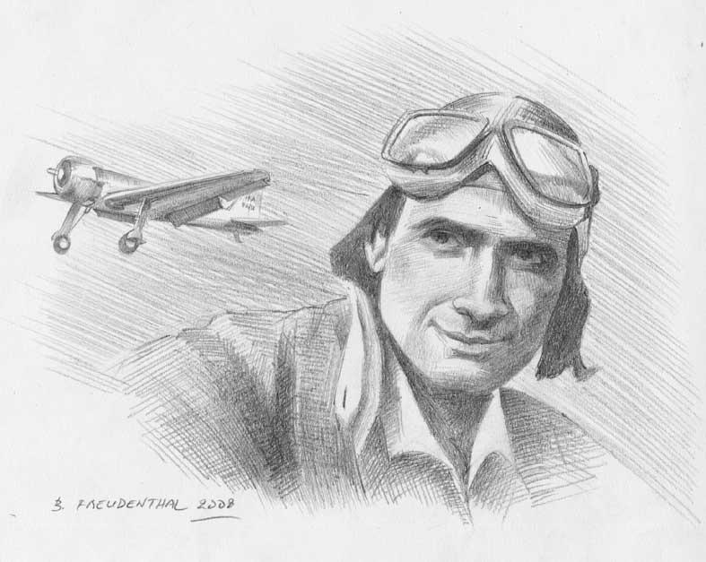 PORTRAITS DE PILOTE Hh0211
