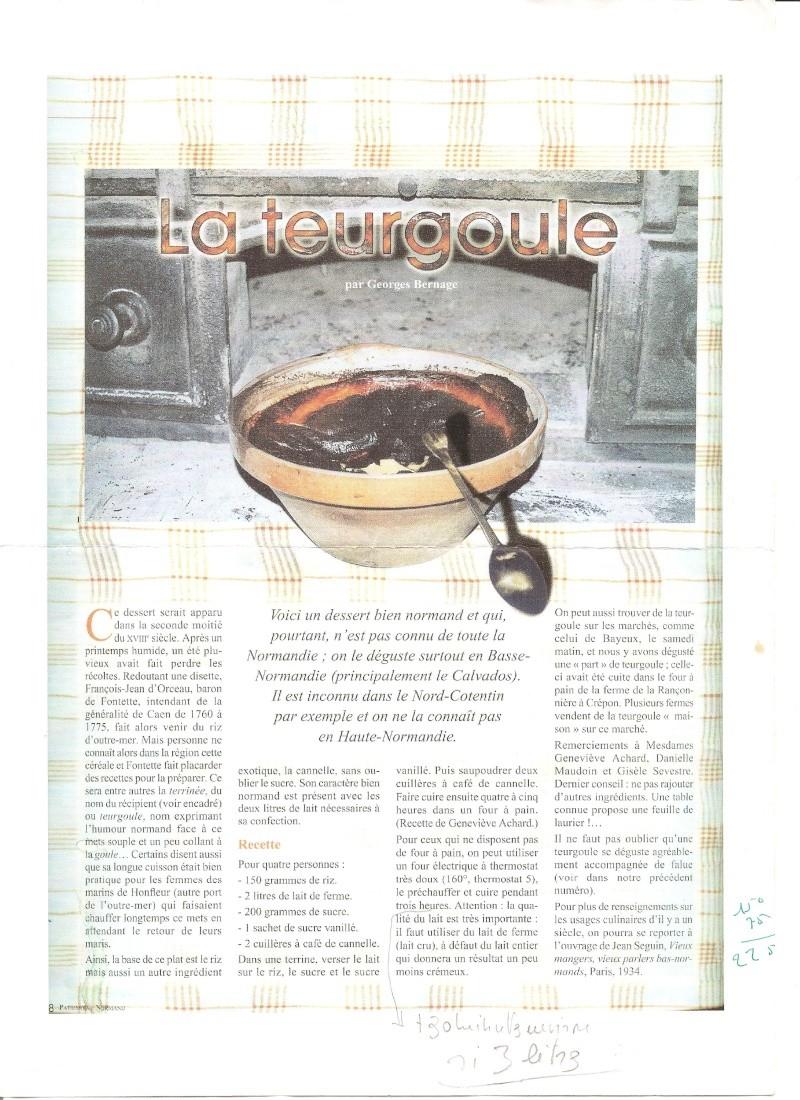 Recette Teurgoule Recett10