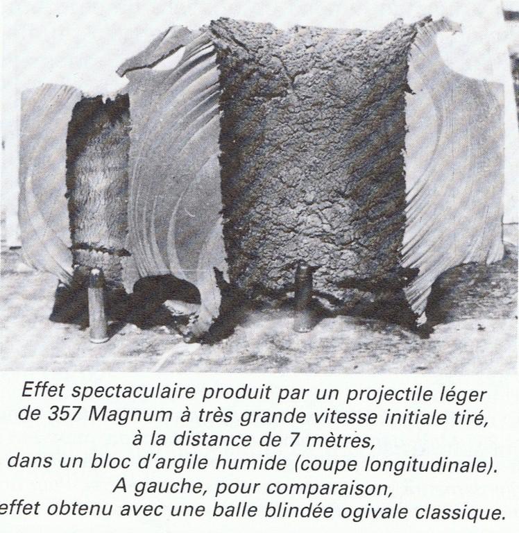 """Les munitions: """"Du nouveaux chez les pruneaux""""  35710"""