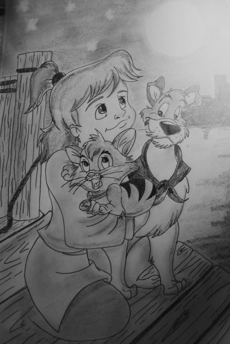 Mes dessins Oliver10