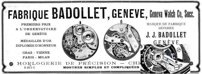 """""""Il prit sa Badollet et s'enquit de savoir où il allait"""" Badoll10"""