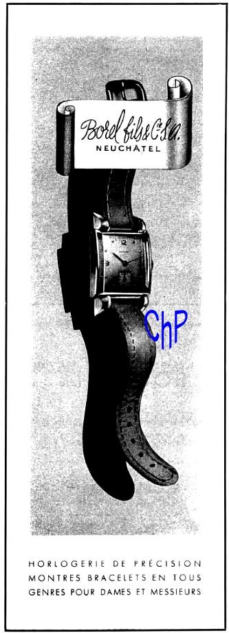 Borel fils and Co. vintage à restaurer de belle facture. infos sur la marque ? Borel_10