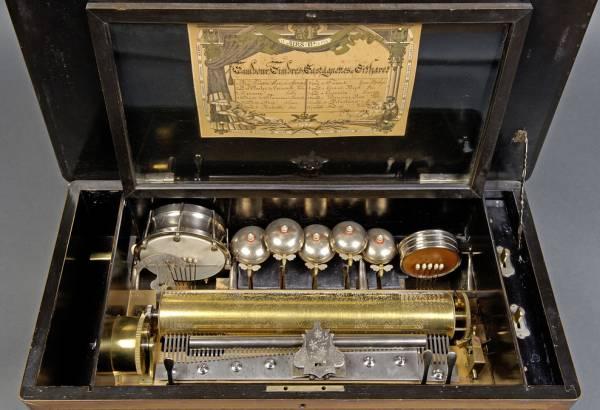 L'Epée, Pendules d'Officier... Pendules de Voyage - 1ère partie Cartel11