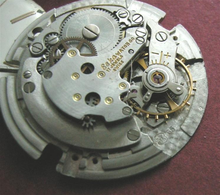 Solvil & Titus automatique cal. F.H.F 65.8 (demande d'info) Eska310