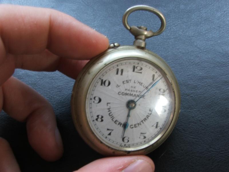 """Curieuse montre, """" rubrique """" Hontoi10"""