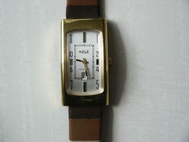 Kiplé montres vintage françaises dans l'ombre des Lip et Yema - Page 2 Kiple110