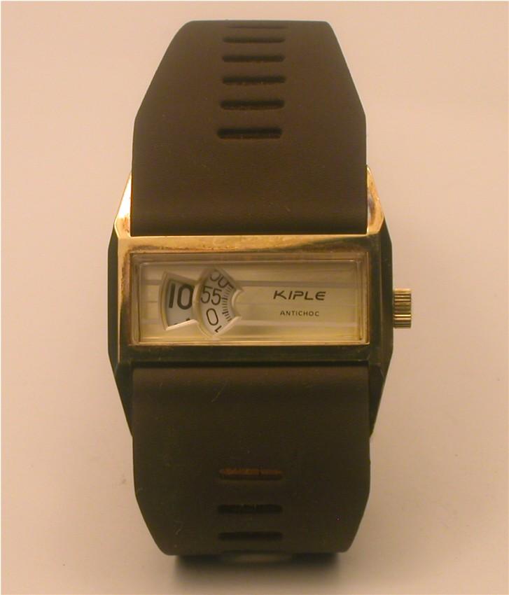 Kiplé montres vintage françaises dans l'ombre des Lip et Yema - Page 2 Kiple111