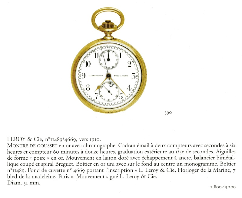 Chronographe L.Leroy & Cie Leroy_11